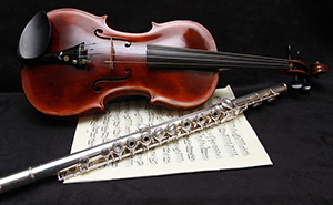 Strings & Wind instruments